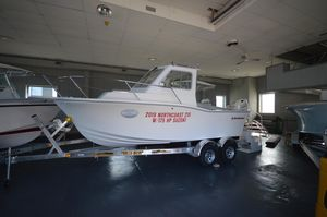 New Northcoast 215 HT Cuddy Cabin Boat For Sale