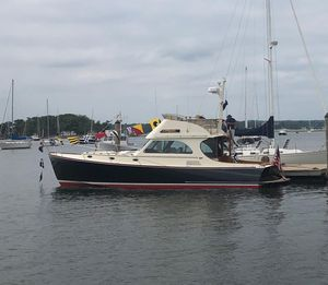 Used Hinckley Talaria 44 FB Downeast Fishing Boat For Sale