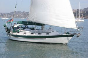 New Valiant 39 Cutter-rigged Sloop Cruiser Sailboat For Sale