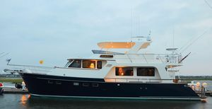 Used Marlow Explorer 57E Motor Yacht For Sale
