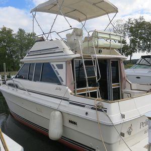 Used Sea Ray 340 Sedan Bridge Cruiser Boat For Sale