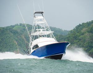 New Maverick Yachts Costa Rica 50' Flybridge Convertible Fishing Boat For Sale