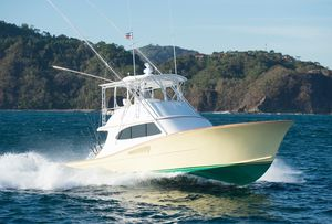 New Maverick Yachts Costa Rica 45' Flybridge Convertible Fishing Boat For Sale
