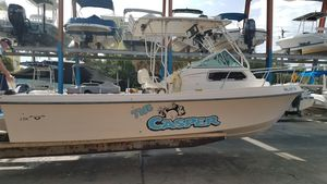 Used North American Sea OX 230C Center Console Fishing Boat For Sale