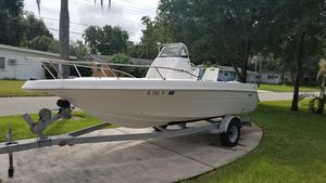 Used Wellcraft 190cc Center Console Fishing Boat For Sale