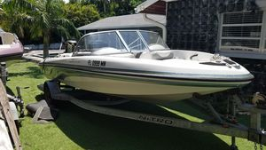 Used Nitro 188 Sport Freshwater Fishing Boat For Sale