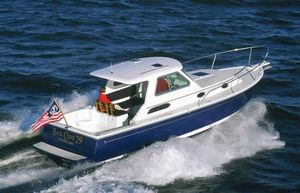Used Back Cove 29 Motor Yacht For Sale