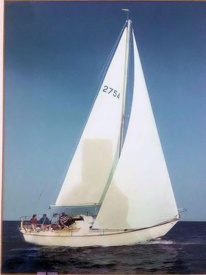 Used Tartan 34 Cruiser Sailboat For Sale
