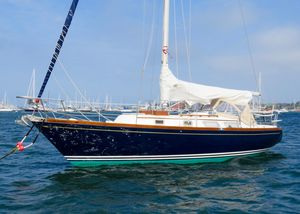 Used Bristol 35.5 Cruiser Sailboat For Sale