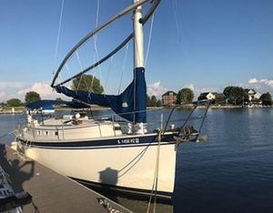 Used Hinterhoeller Nonsuch 30 Ultra Cruiser Sailboat For Sale
