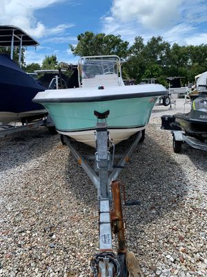 Used Angler 180 Limited Center Console Fishing Boat For Sale