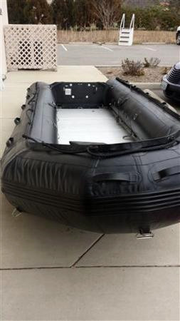 New Ballistic Inflatables 4.7M Inflatable Dive Boat For Sale