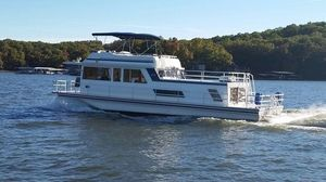 Used Gibson 50 Standard House Boat For Sale
