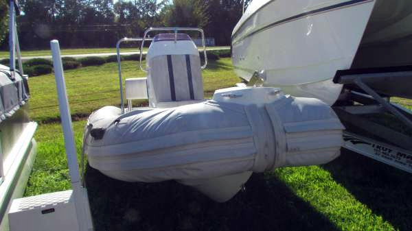 Used Ballistic Inflatables 5.5M CC Inflatable Boat For Sale