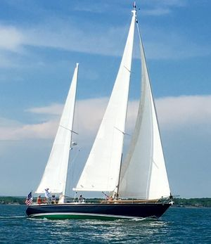 Used Alden Custom SKYE 51 Cruiser Sailboat For Sale