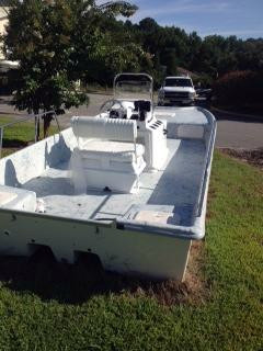 New Livingston 19 Center Console Power Catamaran Boat For Sale