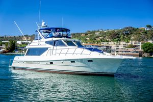 Used Mckinna 57 Pilothouse Boat For Sale