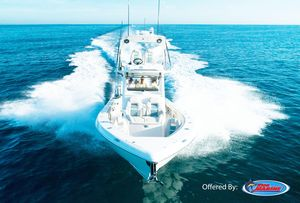 New Solace 345 Center Console Fishing Boat For Sale