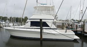 Used Riviera 39 Flybridge Convertible Fishing Boat For Sale