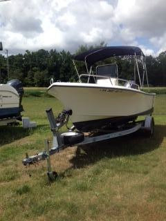 Used May-Craft 18 CC Center Console Fishing Boat For Sale