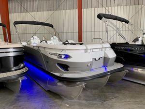 New Princecraft Vogue 23 XT Pontoon Boat For Sale