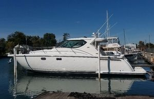 Used Tiara 4300 Sovran Center Console Fishing Boat For Sale