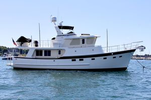Used Kadey-Krogen 52 Trawler Boat For Sale