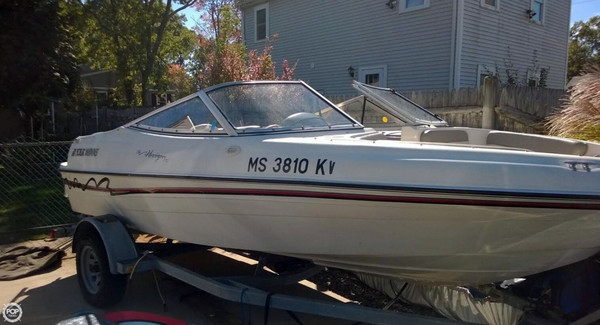 Used Four Winns 170 Horizon Bowrider Boat For Sale