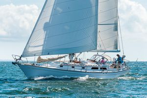 Used Alden 44 Mark II Cutter Sailboat For Sale