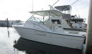 Used Rampage 30 Open Cruiser Boat For Sale