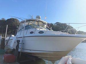 Used Seaswirl Striper 2901 Walkaround O/B Center Console Fishing Boat For Sale
