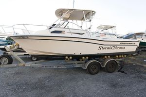 Used Grady-White 228 WA Center Console Fishing Boat For Sale