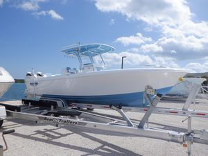 New Bluewater Sportfishing 2850 Center Console Fishing Boat For Sale