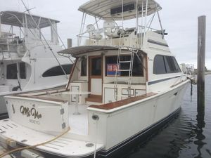 Used Egg Harbor Sport Fisherman Sports Cruiser Boat For Sale