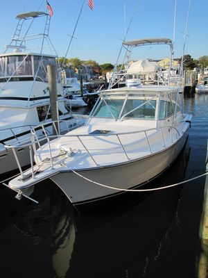Used Henriques 35 Express Cruiser Boat For Sale