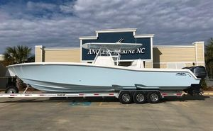 New Invincible 39 Open39 Open Center Console Fishing Boat For Sale