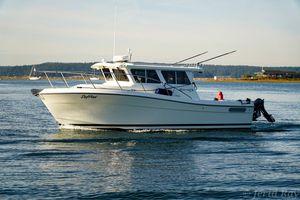 Used Ocean Sport Roamer 30 #15 Sports Fishing Boat For Sale