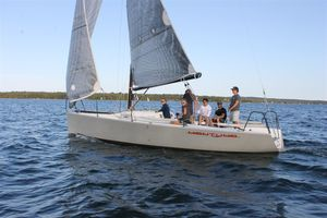 Used Farr Mumm 30 Racer and Cruiser Sailboat For Sale