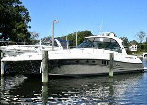 Used Sea Ray 52 Sundancer Express Cruiser Boat For Sale