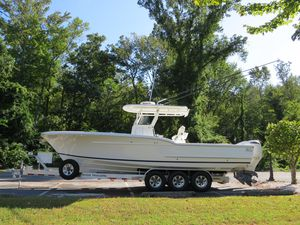 Used Buddy Davis 28 Center Console Fishing Boat For Sale