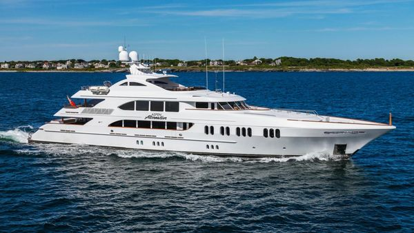 Used Motor Yacht Trinity Motor Yacht For Sale