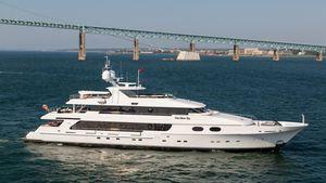 Used Christensen 155' TRI Deck Super Yacht 2001/2018 Motor Yacht For Sale