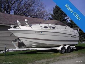 Used Wellcraft 2400 Martinique Express Cruiser Boat For Sale