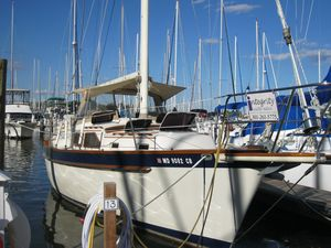 Used Irwin 38 Cruiser Sailboat For Sale