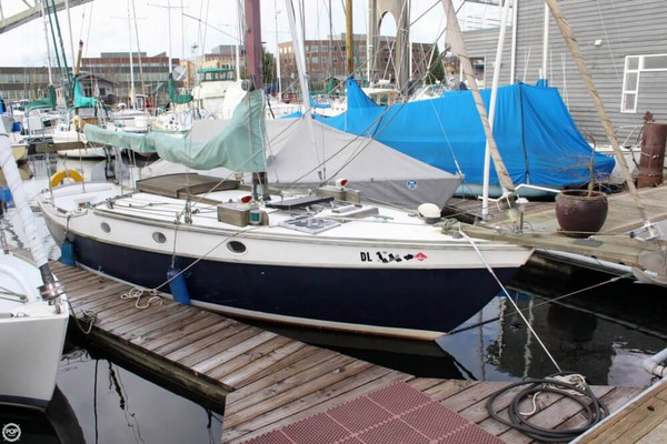 Used Edey & Duff 23 Stone Horse Cutter Sailboat For Sale