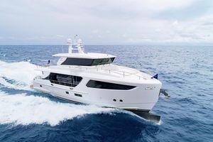 New Horizon Fd77-603 Motor Yacht For Sale