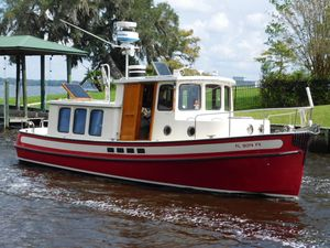 Used Nordic Tugs 32 Motor Yacht For Sale