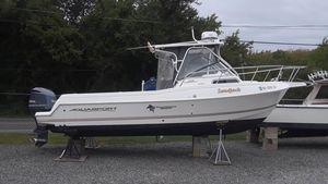 Used Aquasport 250 Explorer Cuddy Cabin Boat For Sale
