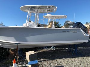 Used Sportsman 232 Center Console Fishing Boat For Sale