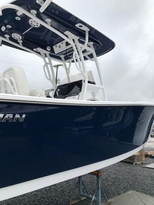 New Sportsman 241 Center Console Fishing Boat For Sale